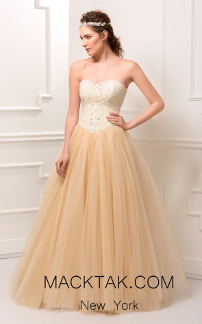 Aida Lorena AL107 Front Evening Dress