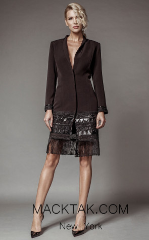 Aida Lorena SL101 Front Jacket Dress