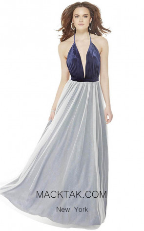 Alyce 104 Front Evening Dress
