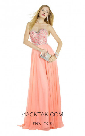 Alyce 1082 Front Evening Dress