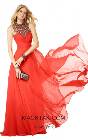 Alyce 1087 Front Evening Dress