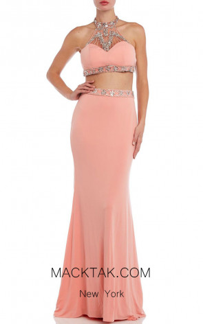 Alyce 1090 Front Evening Dress