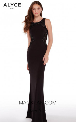 Alyce 1288 Front Evening Dress