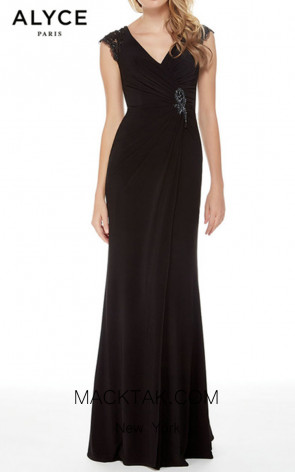 Alyce 27055 Front Evening Dress