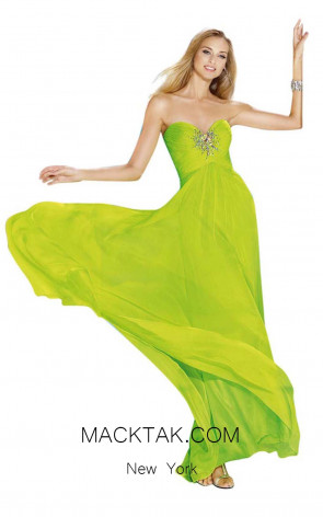Alyce 35591 Front Dress