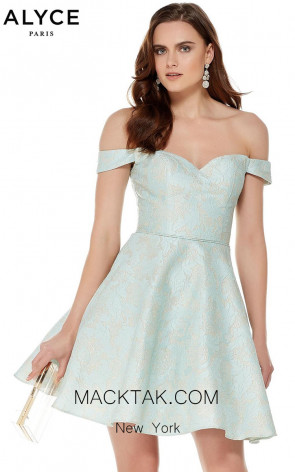 Alyce 3786 Front Evening Dress