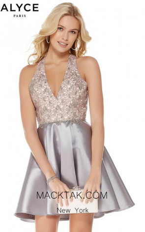 Alyce 3797 Front Evening Dress