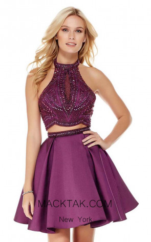 Alyce 3805 Front Evening Dress