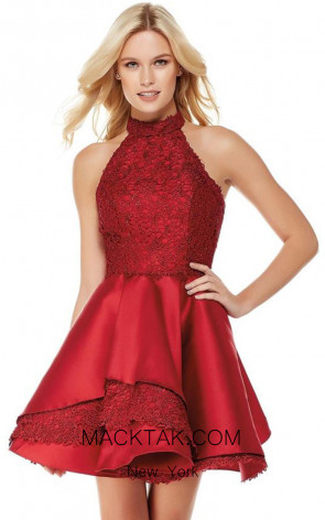 Alyce 3810 Front Evening Dress