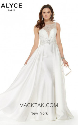 Alyce 5048 Front Evening Dress