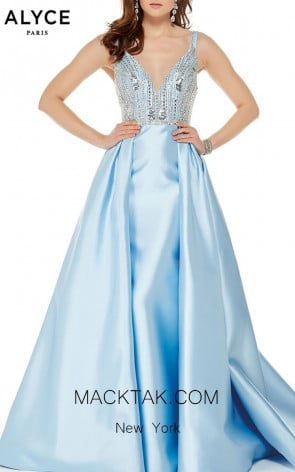 Alyce 5055 Front Evening Dress