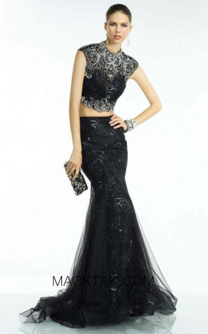 Alyce 6551 Front Evening Dress