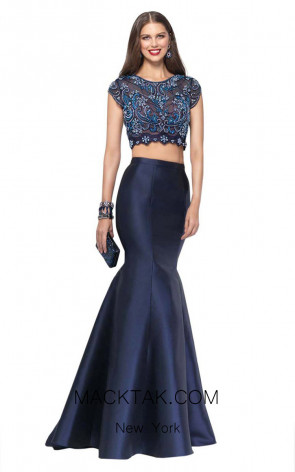Alyce 6651 Front Dress