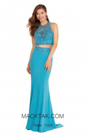 Alyce 6709 Front Evening Dress