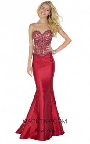 Alyce 6735 Front Evening Dress
