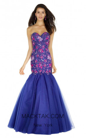 Alyce 6798 Front Evening Dress