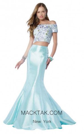 Alyce 6806 Front Evening Dress