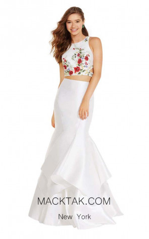 Alyce 6813 Front Evening Dress