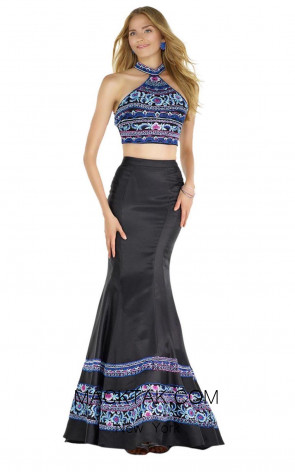 Alyce 6821 Front Evening Dress