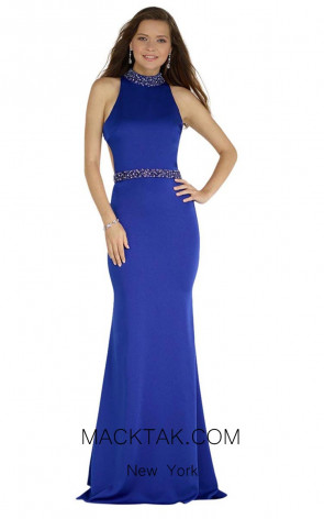 Alyce 8007 Front Evening Dress