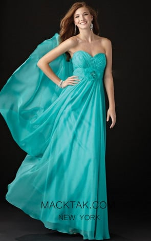 Alyce 35418 Front Dress