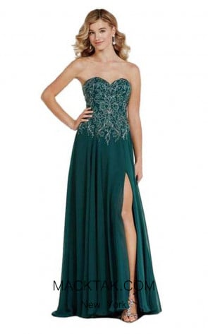 Alyce 1149 Front Evening Dress