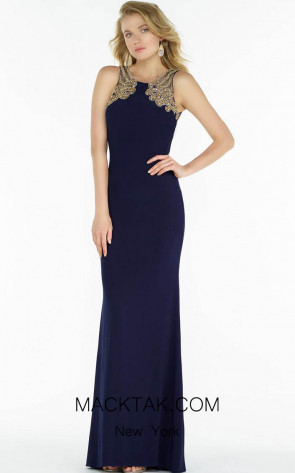 Alyce 1155 Front Evening Dress