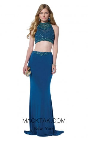 Alyce 1164 Front Evening Dress