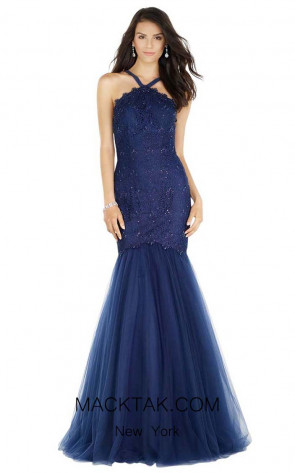 Alyce 1190 Front Evening Dress