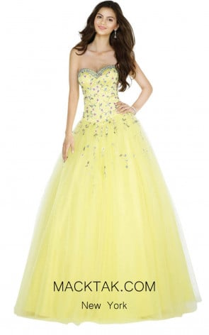 Alyce 1234 Front Evening Dress