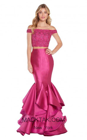 Alyce 1275 Front Evening Dress