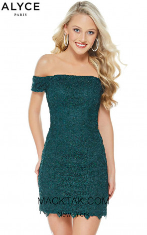 Alyce 1347 Front Evening Dress