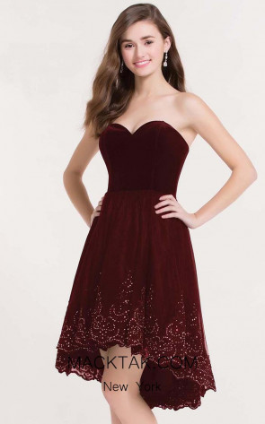 Alyce 2636 Front Evening Dress