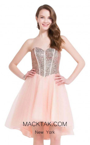 Alyce 2641 Front Evening Dress