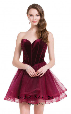 Alyce 2643 Front Evening Dress