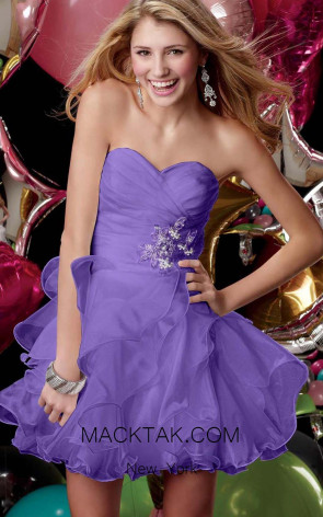 Alyce 3545 Front Evening Dress