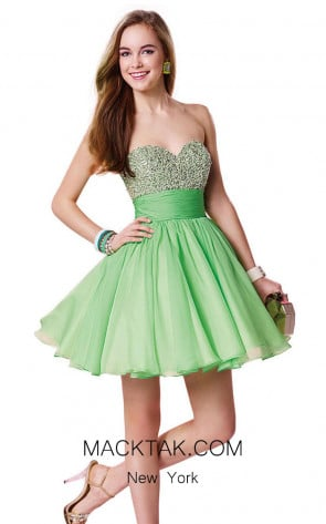 Alyce 3641 Front Dress