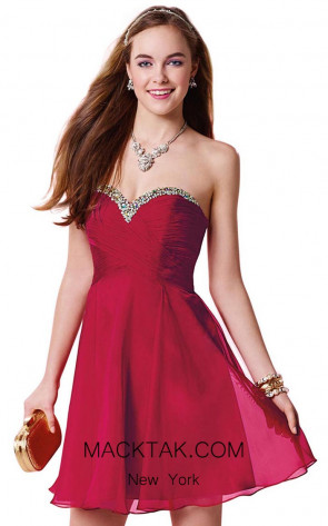Alyce 3642 Front Dress