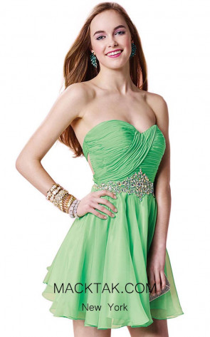 Alyce 3643 Front Dress