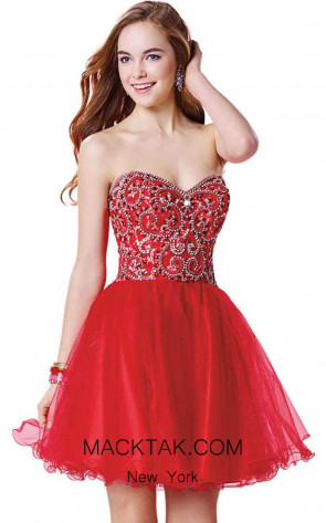 Alyce 3650 Front Dress