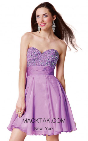 Alyce 3655 Front Dress