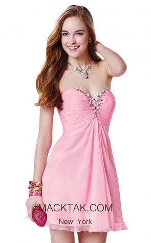 Alyce 3668 Front Dress
