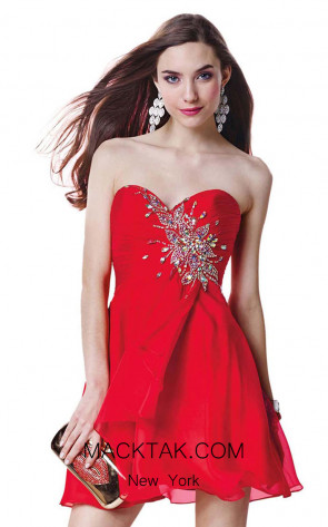 Alyce 3669 Front Dress