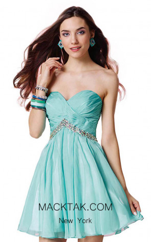 Alyce 3670 Front Dress