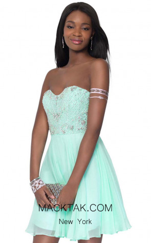 Alyce 3680 Front Dress