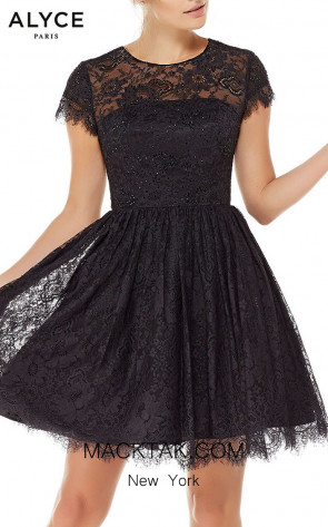Alyce Paris 3792 Front Dress