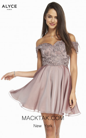 Alyce Paris 3830 Front Dress