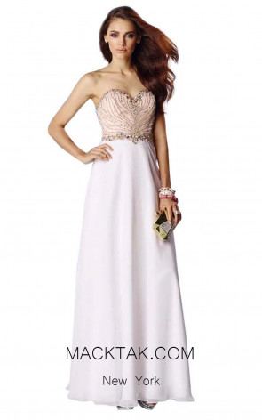Alyce 6454 Front Evening Dress