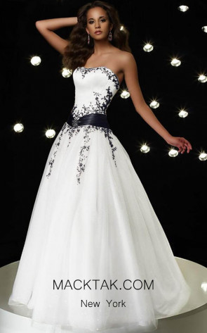 Alyce 6495 Front Evening Dress