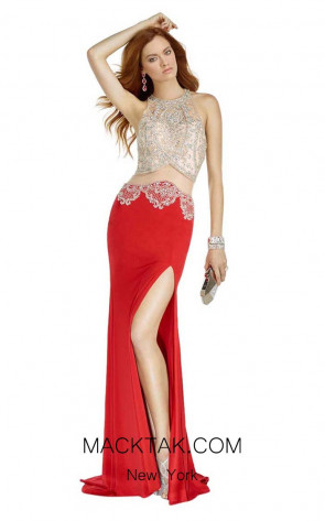 Alyce 6535 Front Dress